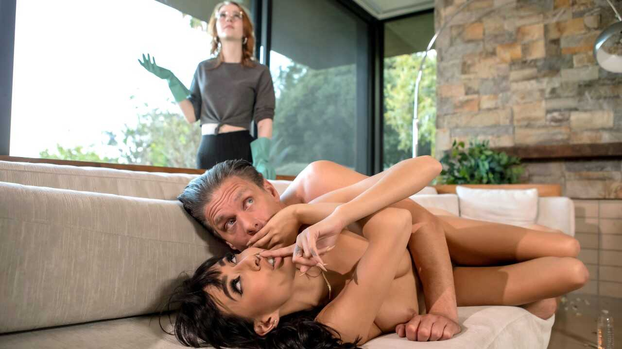 Worst Roommate Ever Janice Griffith Brazzers Extra Xxx Porn