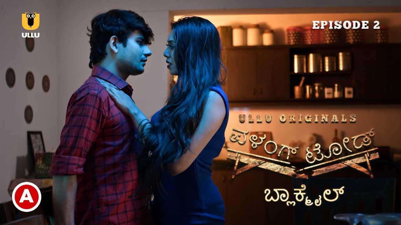 Palang Tod Blackmail Hindi Ullu Hot Web Series 2021 Ep 2